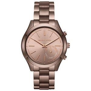 Sable Womens Bracelet Hybrid Smart Watch Mkt4019
